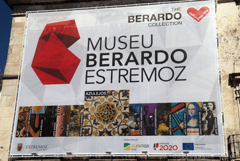 MUSEU DO AZULEJO<br>ESTREMOZ - PORTUGAL
